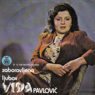 Vida Pavlovic - Diskografija 2 R-162910