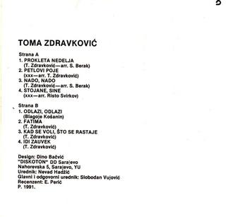 Toma Zdravkovic - Diskografija R-164411