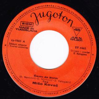 Miso Kovac - Diskografija  R-165310