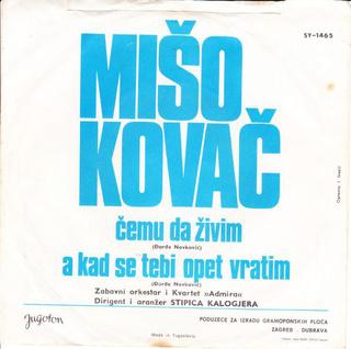 Miso Kovac - Diskografija  R-165313