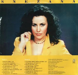 Snezana Savic - Diskografija R-168318