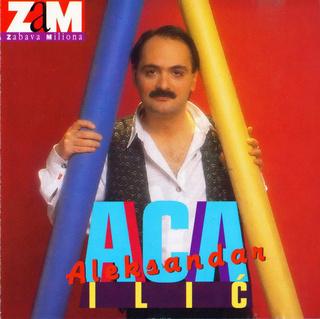 Aleksandar Aca Ilic - Diskografija  R-168810