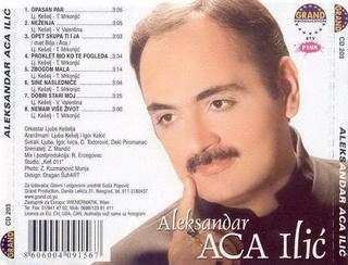 Aleksandar Aca Ilic - Diskografija  R-169311