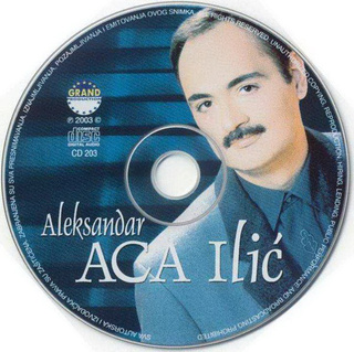 Aleksandar Aca Ilic - Diskografija  R-169312