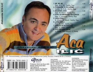 Aleksandar Aca Ilic - Diskografija  R-169314