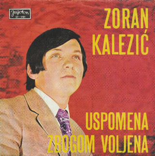 Zoran Kalezic - Diskografija R-170110