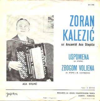 Zoran Kalezic - Diskografija R-170111