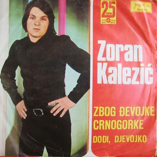 Zoran Kalezic - Diskografija R-170113