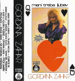 Gordana Lazarevic - Diskografija R-170115
