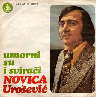 Novica Urosevic - Diskografija  R-171112
