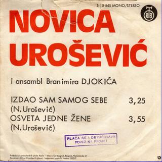 Novica Urosevic - Diskografija  R-171115