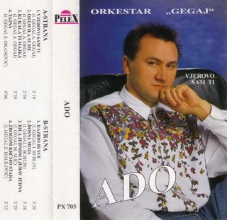 Ado Gegaj - Diskografija  R-171510