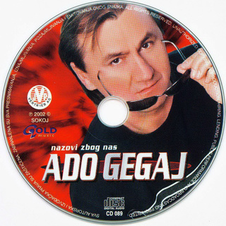 Ado Gegaj - Diskografija  R-171514