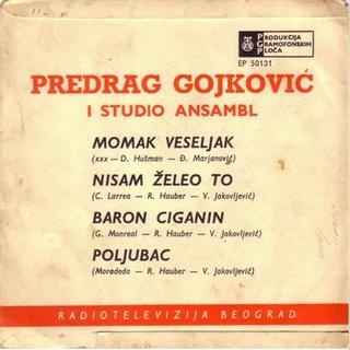 Predrag Gojkovic Cune - Diskografija  R-175515