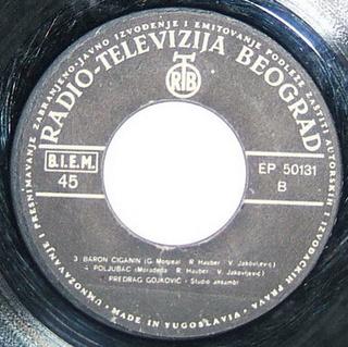 Predrag Gojkovic Cune - Diskografija  R-175516