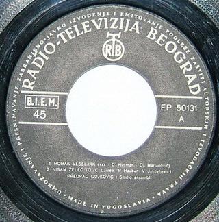 Predrag Gojkovic Cune - Diskografija  R-175517