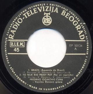 Predrag Gojkovic Cune - Diskografija  R-175518