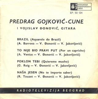 Predrag Gojkovic Cune - Diskografija  R-175519