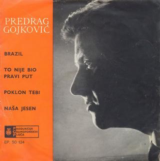Predrag Gojkovic Cune - Diskografija  R-175520