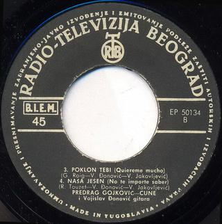 Predrag Gojkovic Cune - Diskografija  R-175521