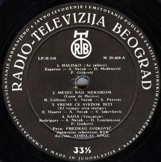Predrag Gojkovic Cune - Diskografija  R-175610