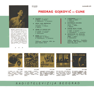 Predrag Gojkovic Cune - Diskografija  R-175613