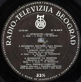 Predrag Gojkovic Cune - Diskografija  R-175615