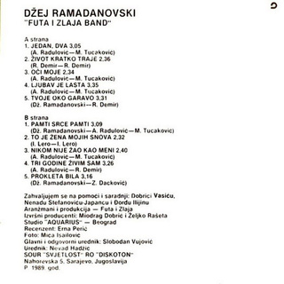Dzej Ramadanovski - Diskografija  R-176511