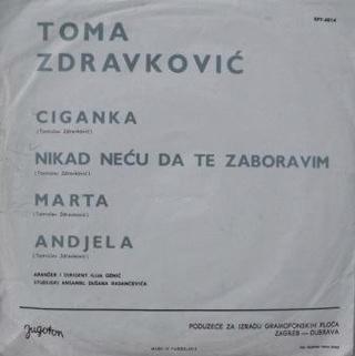 Toma Zdravkovic - Diskografija R-178711