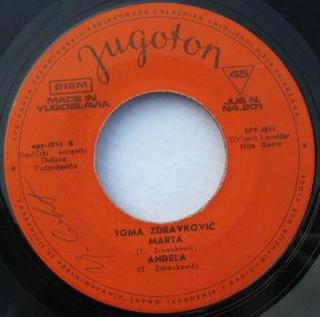 Toma Zdravkovic - Diskografija R-178713