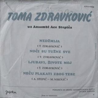 Toma Zdravkovic - Diskografija R-178719