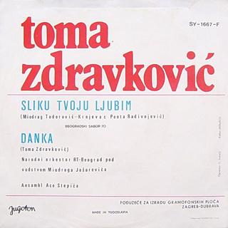 Toma Zdravkovic - Diskografija R-178910