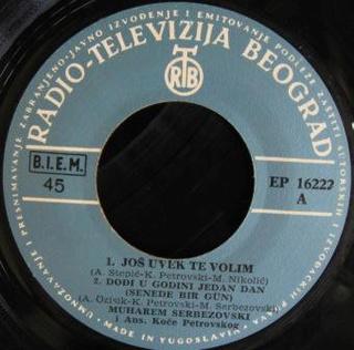 Muharem Serbezovski - Diskografija R-179911