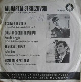 Muharem Serbezovski - Diskografija R-179912