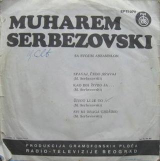 Muharem Serbezovski - Diskografija R-180210