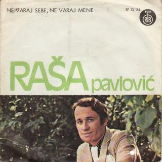 Rados Rasa Pavlovic - Diskografija  R-181110