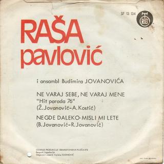 Rados Rasa Pavlovic - Diskografija  R-181111