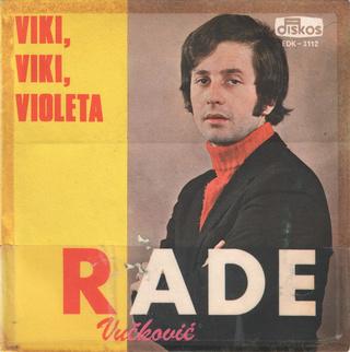Rade Vuckovic - Diskografija  R-181910