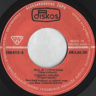 Rade Vuckovic - Diskografija  R-181913
