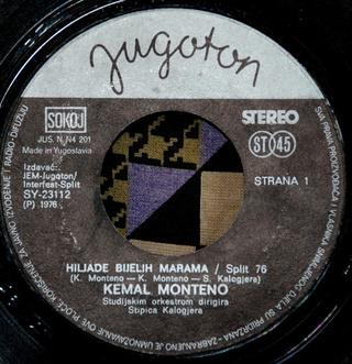 Kemal Monteno - Diskografija  R-183010
