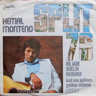 Kemal Monteno - Diskografija  R-183011