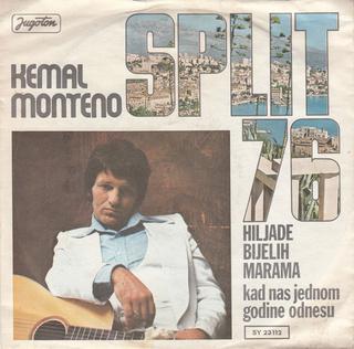 Kemal Monteno - Diskografija  R-183012