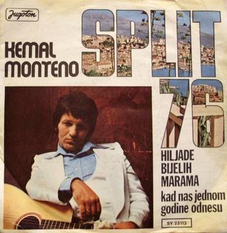 Kemal Monteno - Diskografija  R-183014