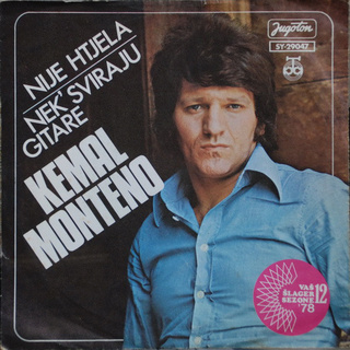 Kemal Monteno - Diskografija  R-183016