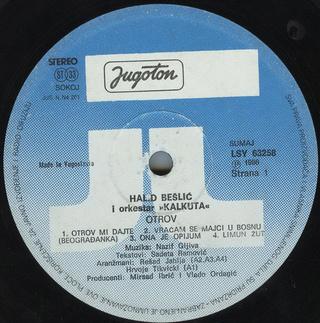 Halid Beslic - Diskografija R-185419