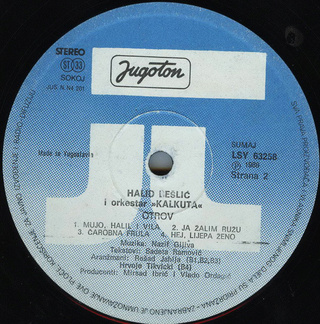 Halid Beslic - Diskografija R-185420