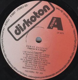 Zoran Kalezic - Diskografija R-185811