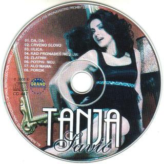 Tanja Savic - Diskografija R-191414