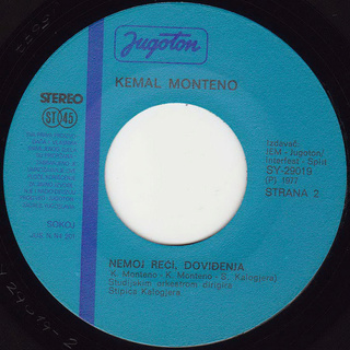 Kemal Monteno - Diskografija  R-192712