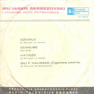 Muharem Serbezovski - Diskografija R-193711